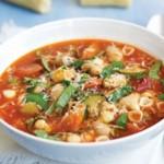 Supă italiană de legume