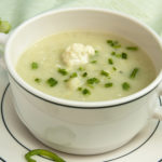 Supa Crema de conopida si morcovi