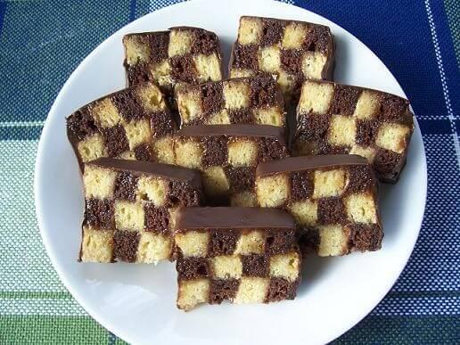 Prăjitură şah-mat
