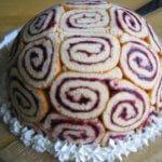 Tort cupola