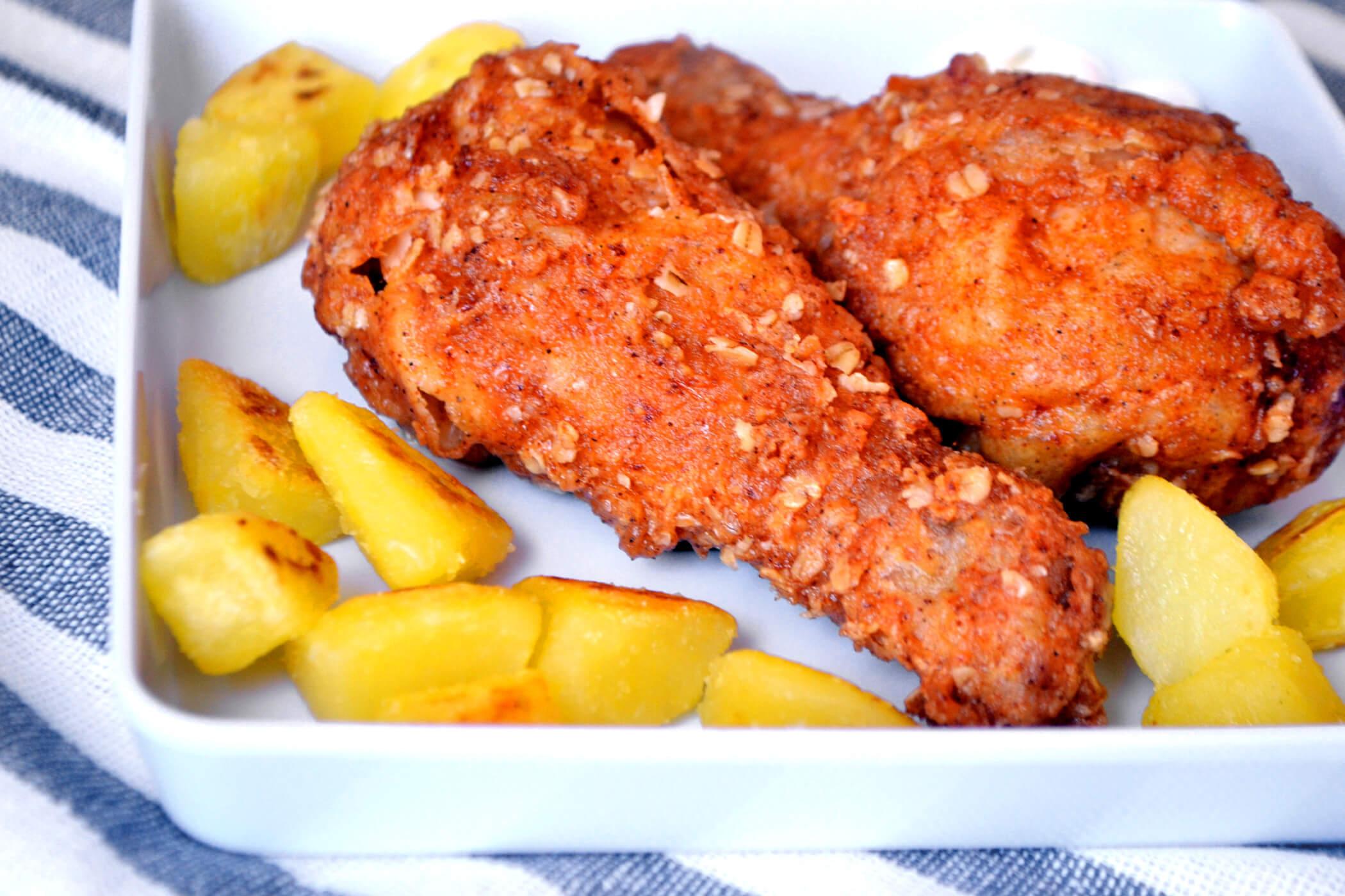 Pulpe de pui pane – KFC