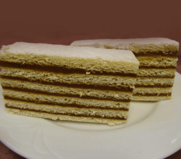 prajitura-cu-foi-si-crema-de-ciocolata